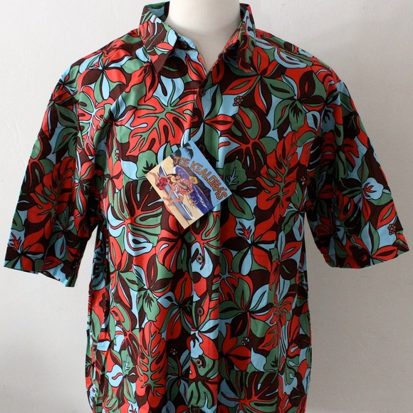 37ec18f7 ... Hawaiian Shirt. NWT. Reyn Spooner Joe Kealoha.  M_5cacea5ed948a1b835800e6c. M_5cacea5e26219f8f01c3f470.  M_5cacea5efe19c79bc24e8445